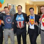 Highlights from WHW's Superhero Luncheon