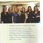 USD Law's OC Alumni Chapter Featured in the Advocate Magazine