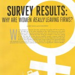 Survey Results: Why Are Women Really Leaving Firms?
