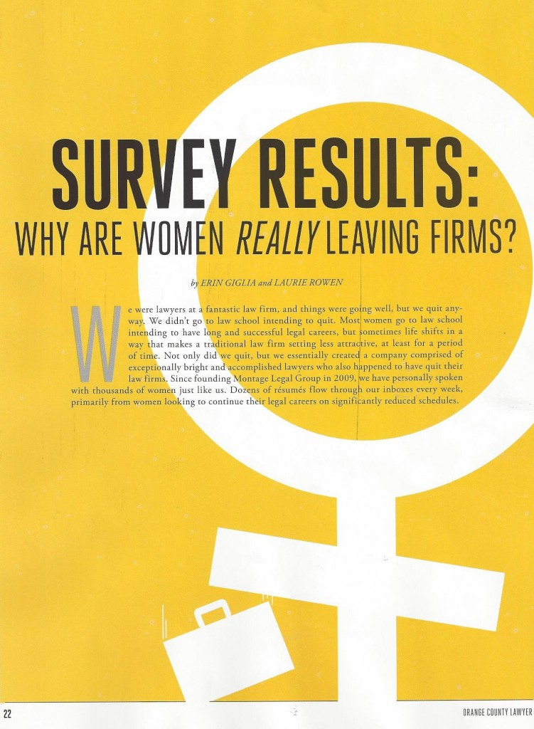 OC Lawyer Survey Page 1