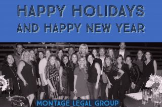 Montage Wishes You a Happy Holiday Season and a Prosperous New Year!