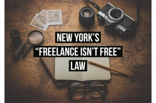 """What Lawyers Need to Know About NYC's """"Freelance Isn't Free"""" Law"""