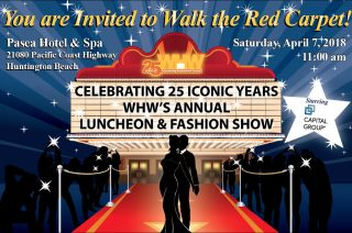 WHW's 25th Anniversary – Elegance of Old Hollywood Luncheon